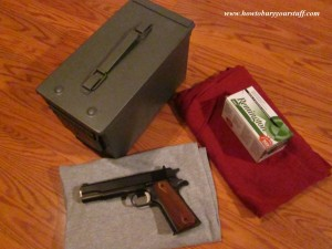 1911 laid out