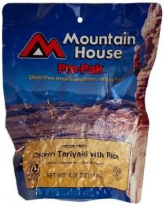 Mountain House Pro-Pak Chicken Teriyaki  (1 Pouch)